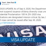 """DV 2020 Designated """"Mission Critical"""""""