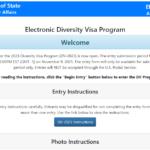 DV-2023 Lottery Now Underway